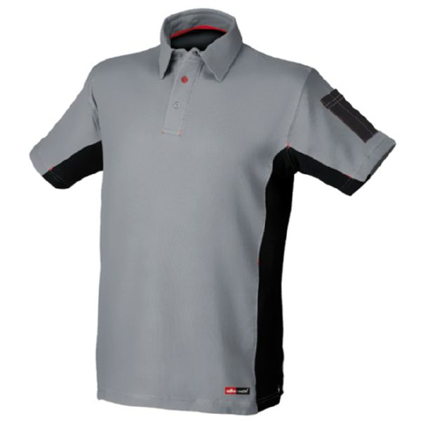 CAMISETA M/CORTA STRETCH GRIS XXL