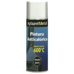 PINTURA ANTICAL.SPRAY NEGRO M XYLAZEL 400 ML 6070133