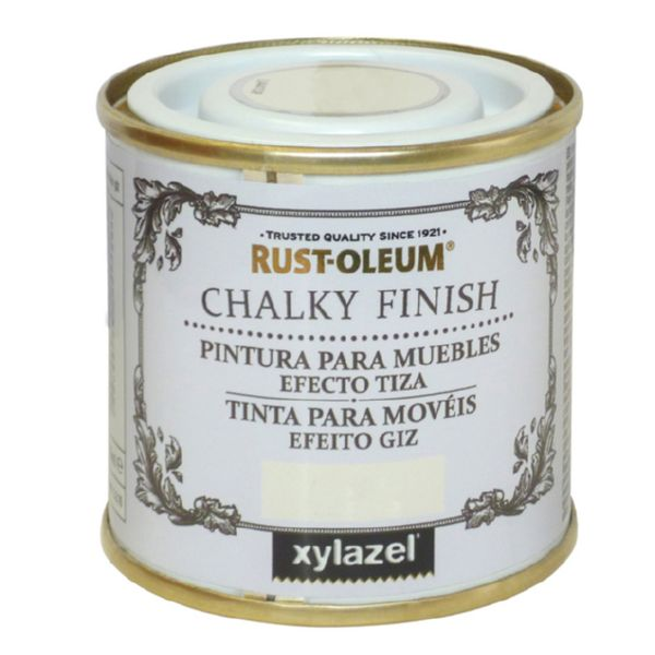PINTURA MUEBLES TIZA AZUL PAST XYLAZEL 125 ML 4080908