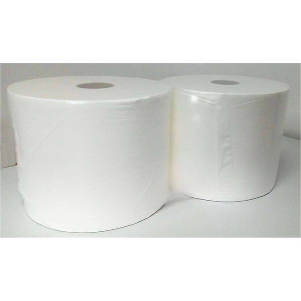 Rull paper eixugamans industrial 400mts.